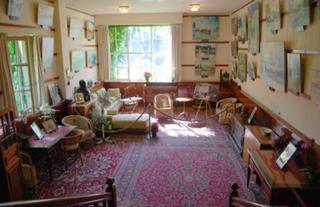 Monet's house-old studio-2