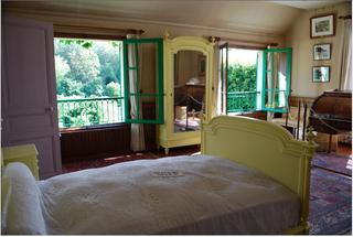 Monet's house-Monet's bedroom