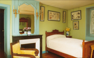 Monet's house-Alice's bedroom