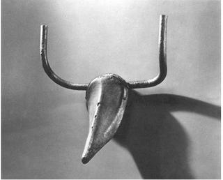 Picasso.Bull's Head, 1943.