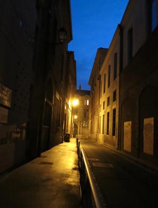 TLS by night