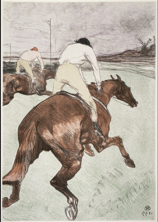 Toulouse-Lautrec.Jockeys.1899