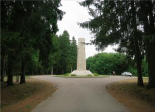 Verdun.Hill 304 monument.24July2015