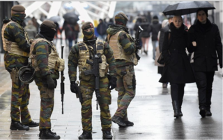 Brussels.late Nov.2015.John Thys:AFP:Getty Images