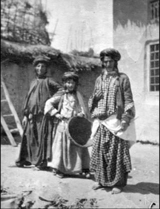 Kurdish Jews in N.Iraq.c1905