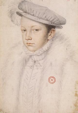 Clouet.François II (1544 - 1560)