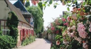 Gerberoy  France.Un de les plus beaux villages.