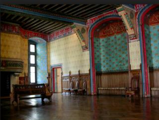Pierrefonds.Emperor's Drawing room.internet source