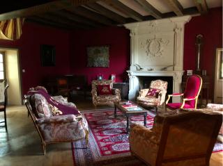 Manoir de la Touche.salon2