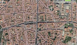 Toulouse, rue de Metz, in 2009