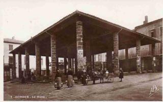 Market.Cordes-sur-Ciel