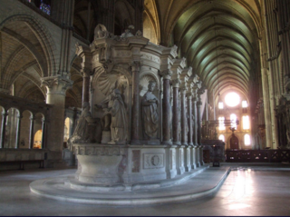 Reims.Wikipedia.tomb of St Remi.from wikipedia.