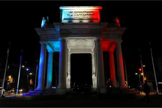Toulouse.WW1 Memorial.depeche du midi.XAVIER DE FENOYL