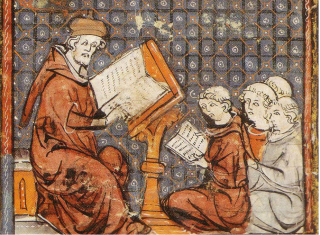 Clergy had to be able to read and write