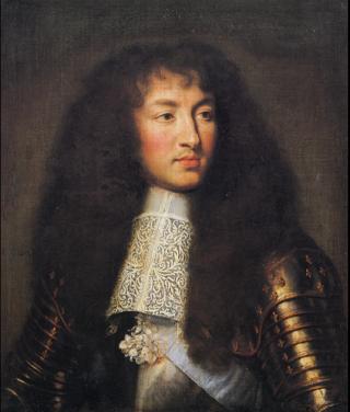 Louis XIV, c1661