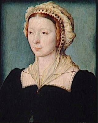 Corneille de Lyon.Beatrix Pacheco d'Ascalona.