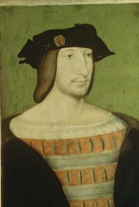 Clouet--François I  c 1515
