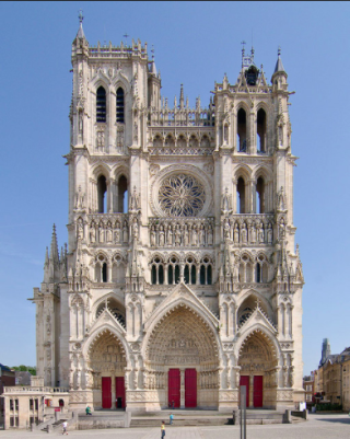Amiens Cathdral
