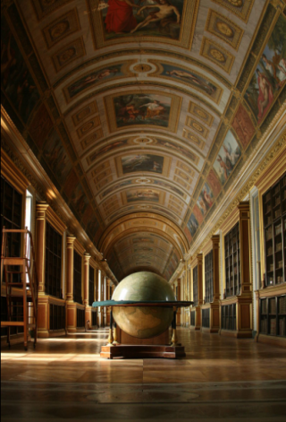 Gallery of Diana  Fontainebleau