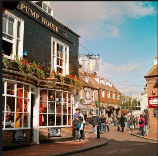 Brighton.street shot from google