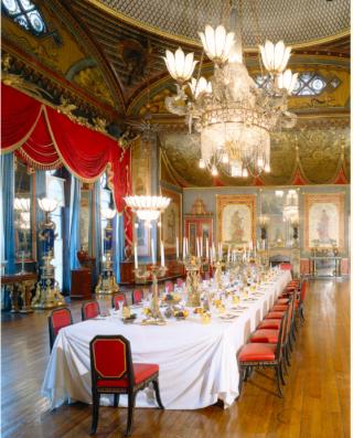 Brighton Pavilion: Great Banqueting Hall