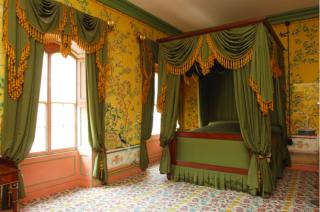 Brighton.Queen Victoria's bedroom.