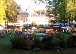 Chantilly.Journées des Plantes.0verview.14 OCT 2017