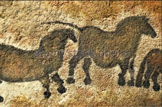 Lascaux ponies