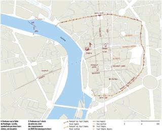 Map.Roman Toulouse