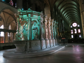 Reims.tomb of St Remi.my shot.20July2015