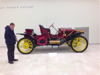 Frick.Stanley Motor Carriage.1909