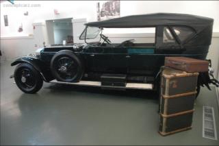 1914 Rolls Royce belonging to Helen Clay Frick