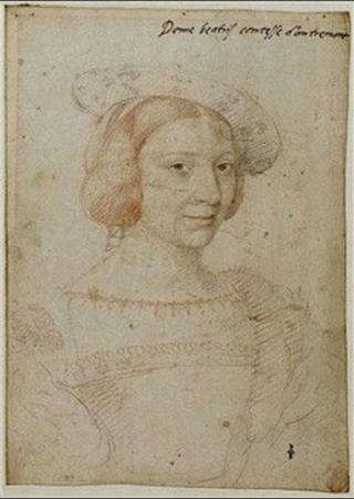 Beatrix de Pacheco  Comtesse d'Entremonts