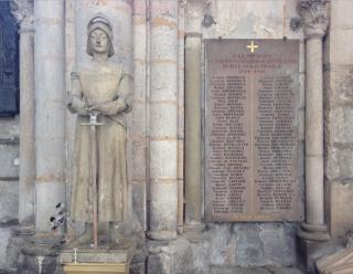 Amiens.World War 1 memorial