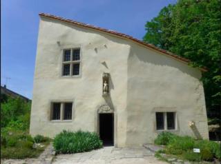 Joan of Arc.birthplace in Domrémy.