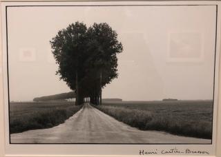 Cartier-Bresson.Brie France  1968.