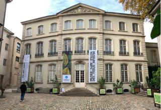 Lyon.Textile Museum in Hotel Villeroy.17NOV2020