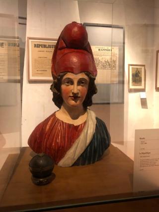 Lyon.Phrygien bonnet.Cockades.16NOV2019
