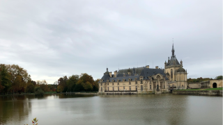 France2019.Chateau de Chantilly.3Nov19