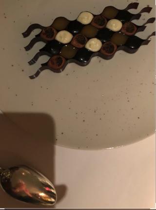 Maison Pic.chocolate dessert.13NOV2019