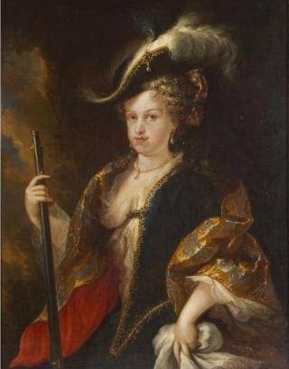 Maria Luisa  Queen of Spain.1712.