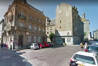 St-Malo.Place Brevet.Librarie le Septentrion