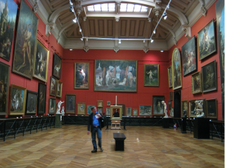Toulouse.Musee des Augustines.art gallery.June2010