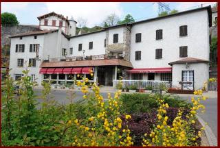 Montrisol d'Allier.Hotel le pain de sucre.hotel website