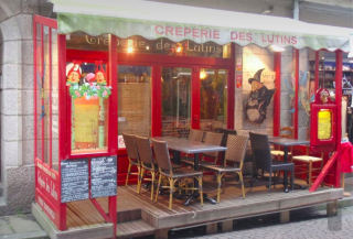 St-Malo.Creperie des Lutins.from google pics