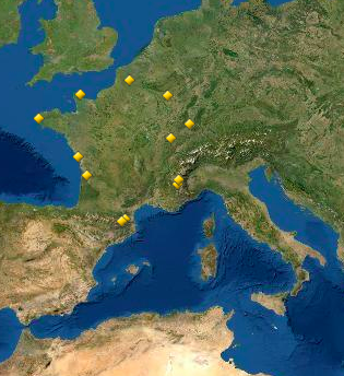UNESCO has designated 12 Vauban fortresses as World Heritage.