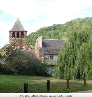 Saint Pierre de Bessejouls.Melinda Lusmore
