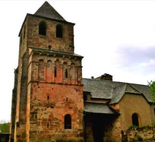Saint-Pierre-de-Bessejouls.the bell tower