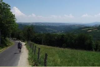 Hiking-high roads