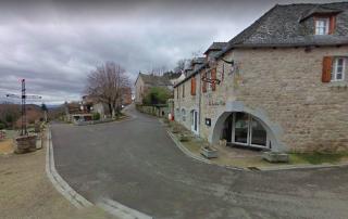 Golinhac.la Bastide d'Olt & view.google maps